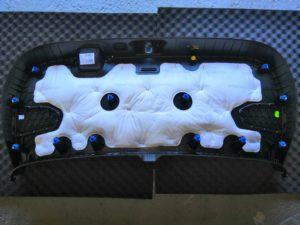 Шумоизоляция крышки багажника ceed